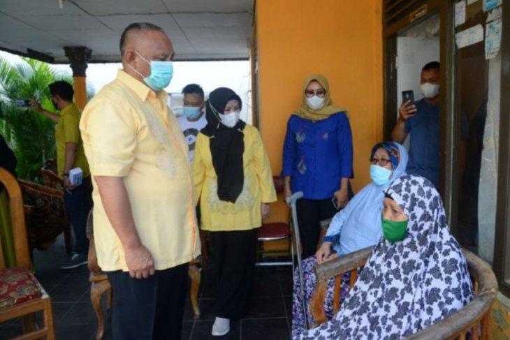 Pemprov bantu korban kebakaran di Kota Gorontalo