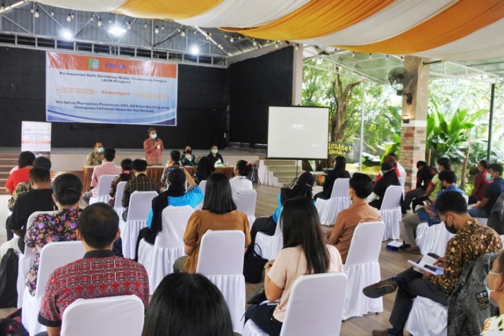 Wahana Visi Indonesia gelar workshop penurunan Angka kematian ibu dan balita