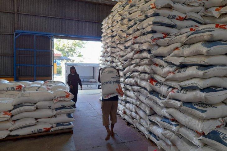 Komitmen Bulog Jember jaga stabilisasi harga pangan dari hulu hingga hilir