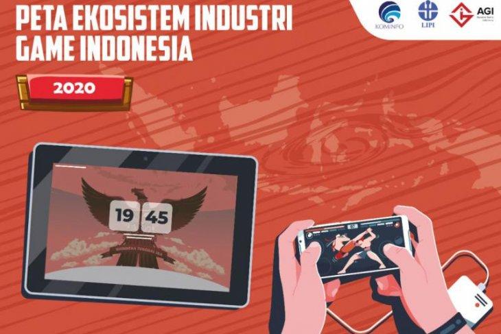 Kominfo LIPI dan AGI luncurkan buku Industri Game Indonesi 2020