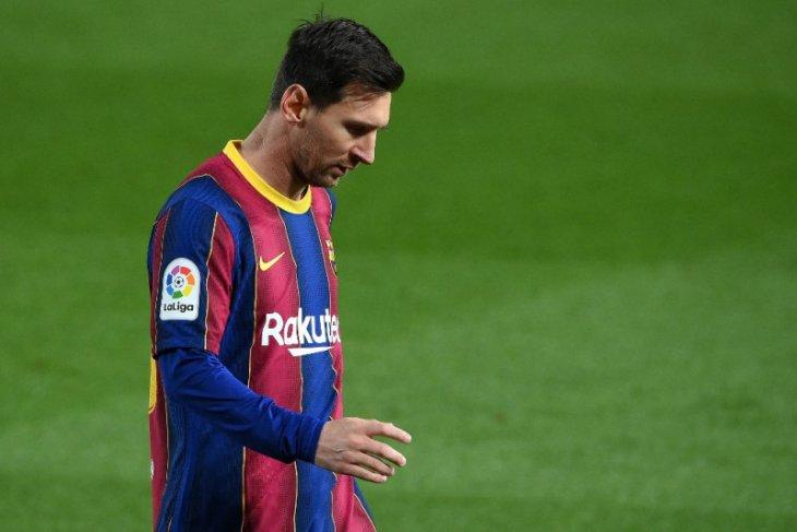 Barcelona siapkan kontrak tiga tahun untuk Lionel Messi
