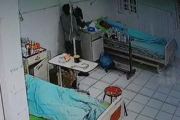 Ruang isolasi pasien COVID-19 RS di Medan dibobol maling