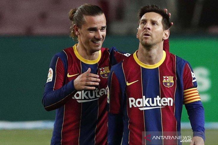 Setelah kontraknya habis di Barcelona, Griezmann ingin main di MLS