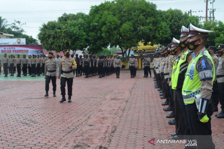 Amankan PSU di Madina, ratusan petugas dikerahkan