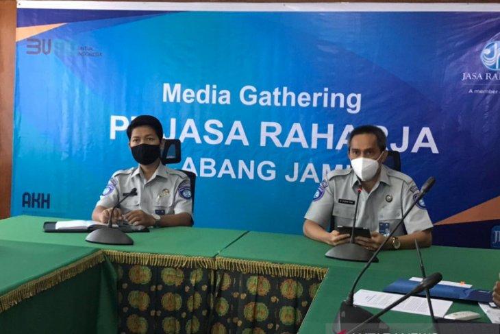 Jasa Raharja Jambi harapkan angkutan ketek wisata Danau Sipin terlindungi asuransi