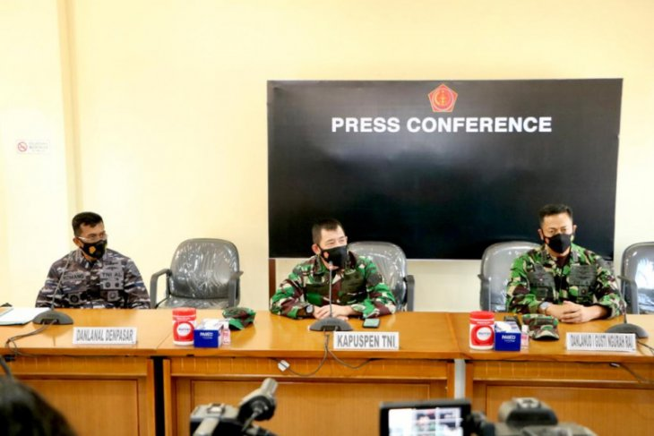 TNI klarifikasi simpang siur informasi media terkait KRI Nanggala-402