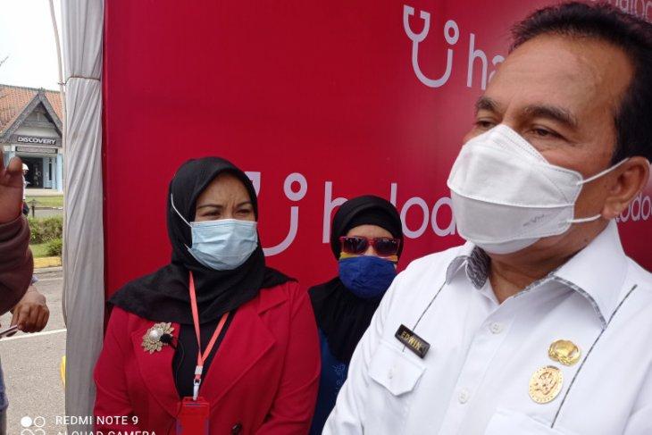 Dinilai lamban, Wali Kota copot Kadis Kesehatan Kota Medan