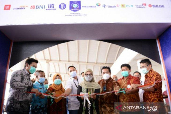 11 mitra binaan PT Timah ikuti Bazar Ramadhan 2021