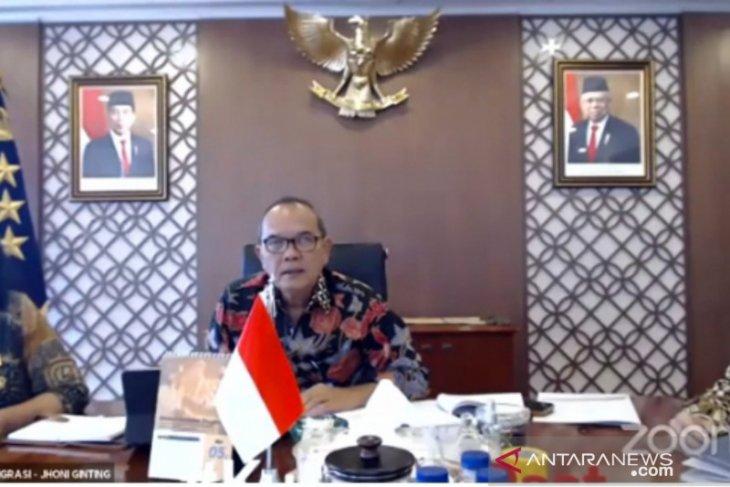 Indonesia hentikan pengajuan visa bagi pelaku perjalanan asal India