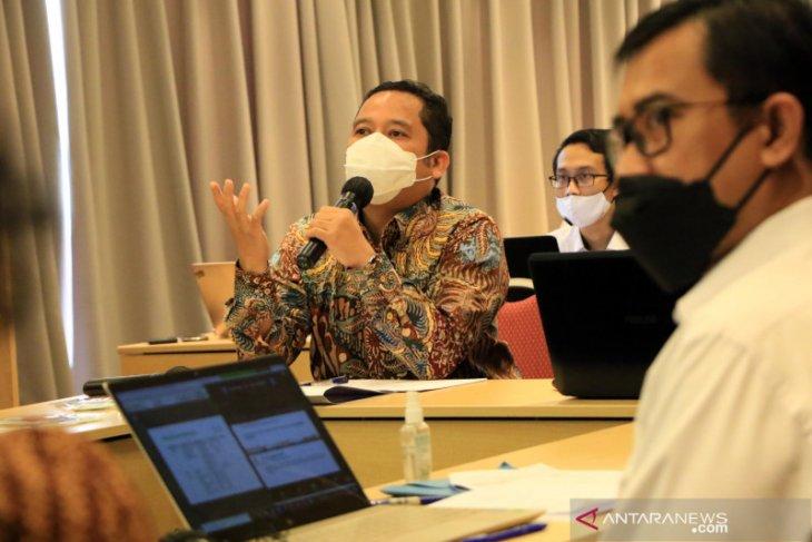 Wali Kota Tangerang usul inovasi teknologi 'vertikal garden' sebagai RTH