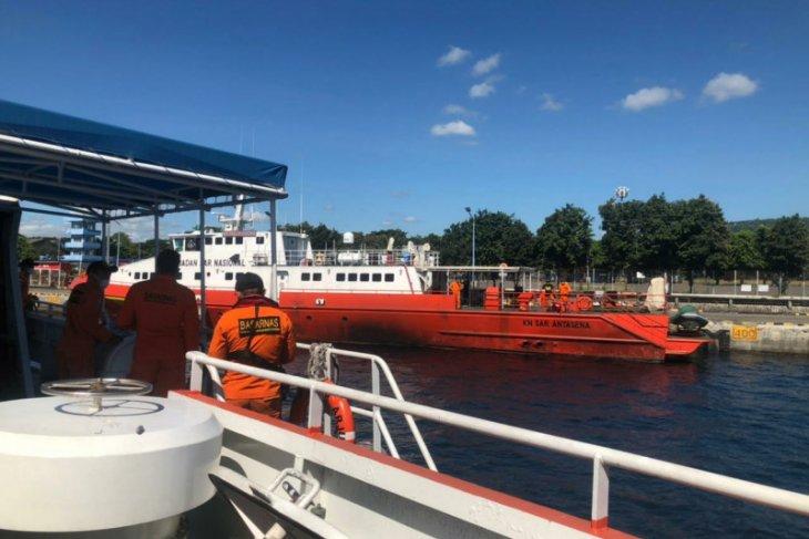 KN SAR Arjuna-229 siaga di Pelabuhan Banyuwangi cari KRI Nanggala-402