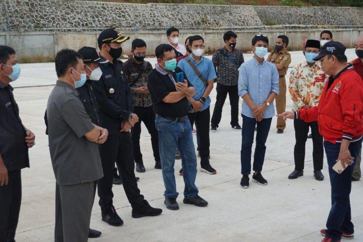 Pandemi tunda pembangunan terminal barang di PLBN Badau