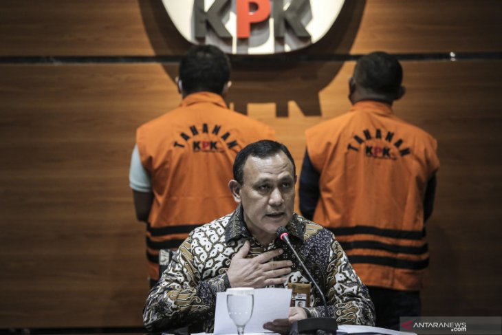 KPK: Azis Syamsuddin kenalkan penyidiknya dengan Wali Kota Tanjungbalai