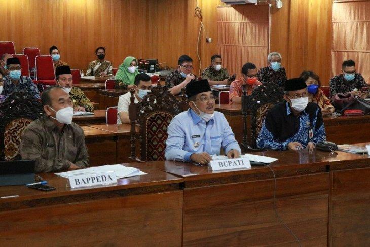 Pemkab Tanjabbar lakukan audiensi dengan Kementerian PPN/Bappenas