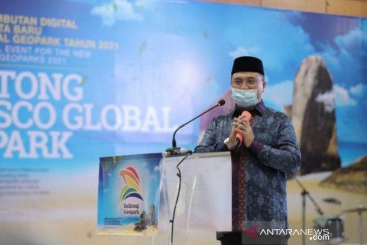 Belitung wakili Asia sebagai anggota baru UNESCO Global Geopark 2021