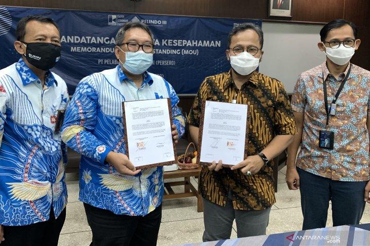 Indra Karya dan Pelindo III jalin kerja sama perkuat kolaborasi BUMN