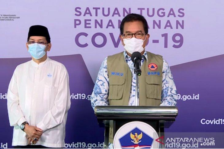 Larangan mudik hindari peningkatan kasus COVID-19 usai bulan Ramadhan