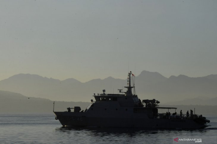 Kadispenal: Fokus pencarian kapal selam KRI Nanggala di dekat Celukan Bawang