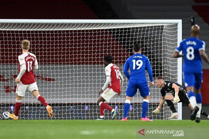 Everton bawa tiga poin dari markas Arsenal