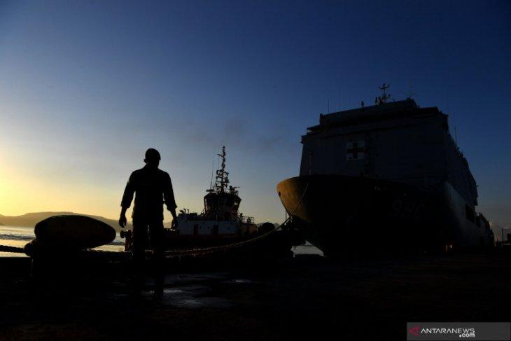 Evakuasi KRI Nanggala-402  gunakan kapal SKK Migas
