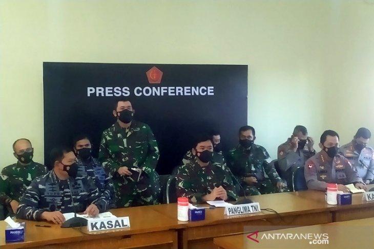 KASAL belum dapat pastikan kondisi kru KRI Nanggala-402