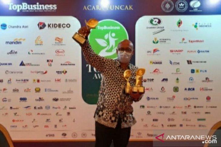 KBI raih tiga penghargaan di ajang Top CSR  Award 2021