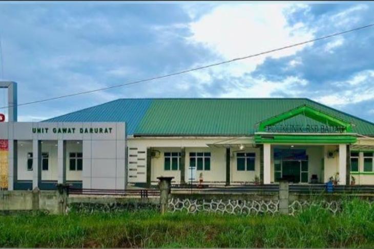 Rumah Sakit Badau batas RI-Malaysia tangani PMI positif COVID-19