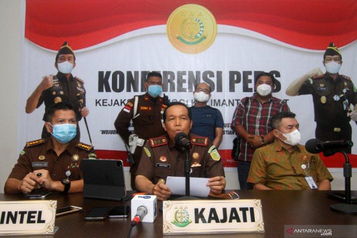 Kejati Kalbar tangkap seorang terpidana korupsi buron sejak 2018