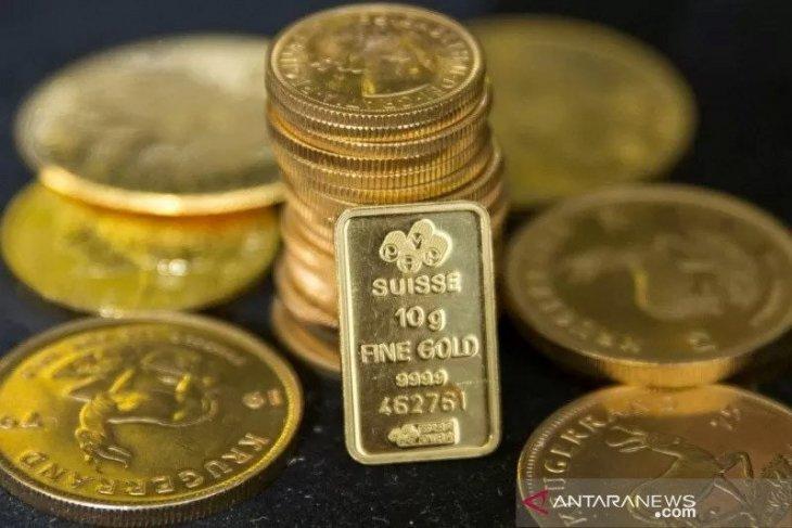 Emas melonjak 22,2 dolar, data pekerjaan AS lebih lemah dari perkiraan