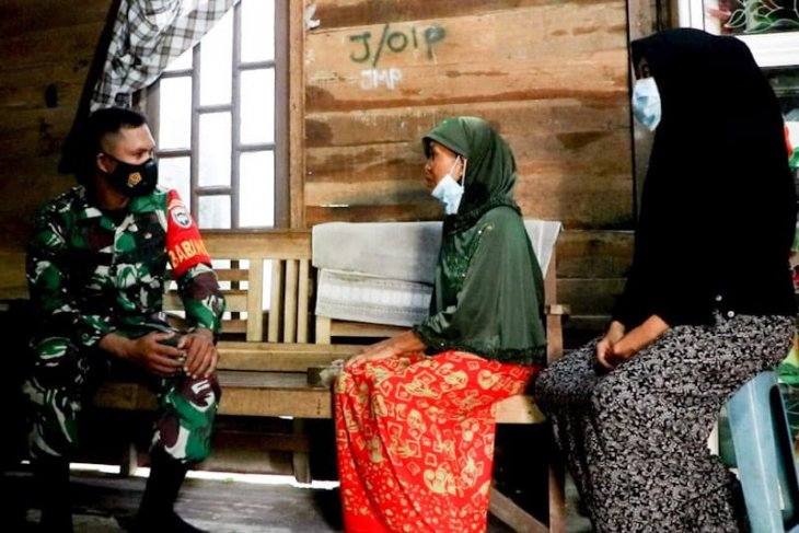 Jamaluddin, anak yatim asal Langsa, lulus jadi prajurit TNI-AD