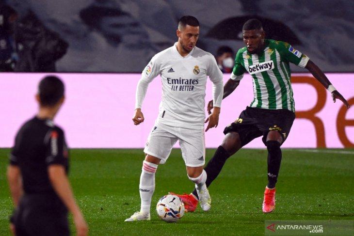 Real Madrid gagal ke puncak