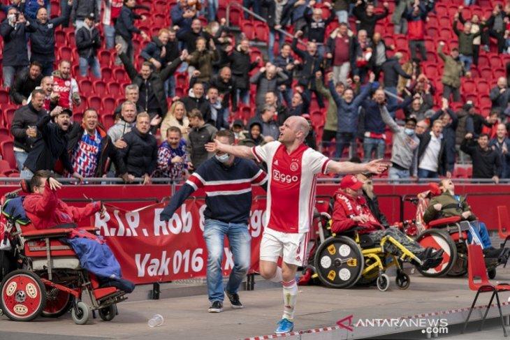 Liga Belanda, Ajax