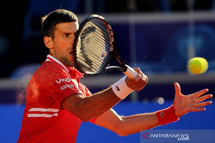 Novak Djokovic mundur dari Madrid Open