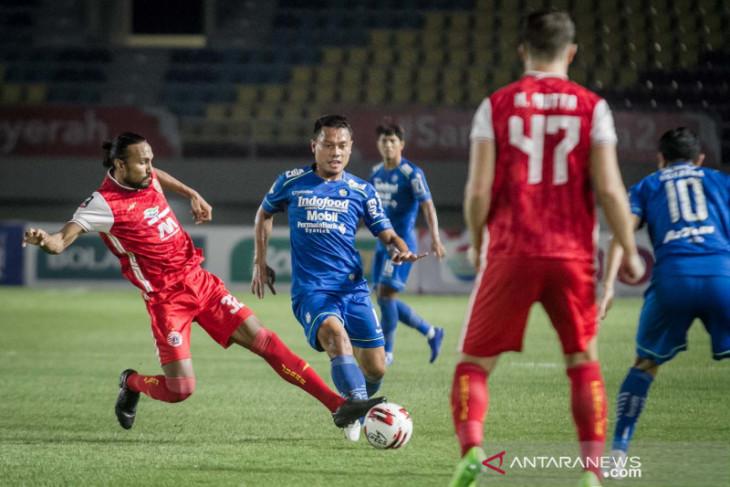 Klub-klub Liga 1 tunggu kebijakan PSSI-LIB  setelah kompetisi ditunda
