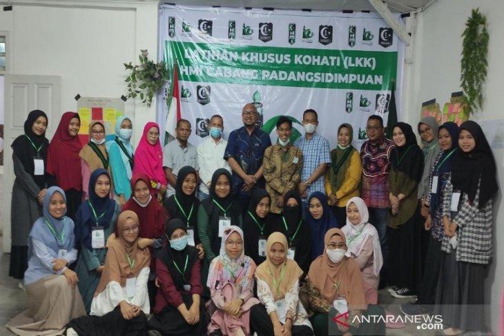 Ini pesan Ketua KPU RI untuk Kader HMI-KOHATI di training LKK HMI Cabang Padang Sidempuan-Tapsel