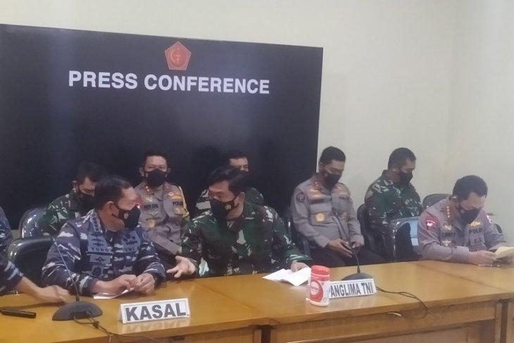 Panglima TNI: 53 Prajurit Hiu Kencana gugur dalam tugas di perairan Bali