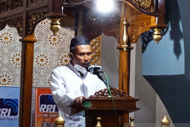 Ketua DPRD Bangka ajak umat Islam bersabar