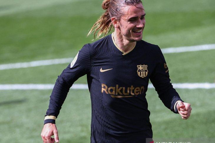 Antoine Griezmann bangga bisa bermain untuk klub  Barcelona