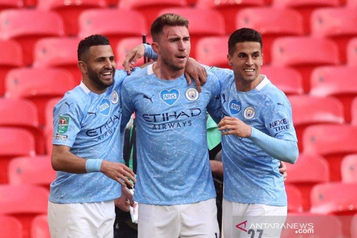 Laporte antar Manchester City menjuarai Piala Liga empat musim beruntun