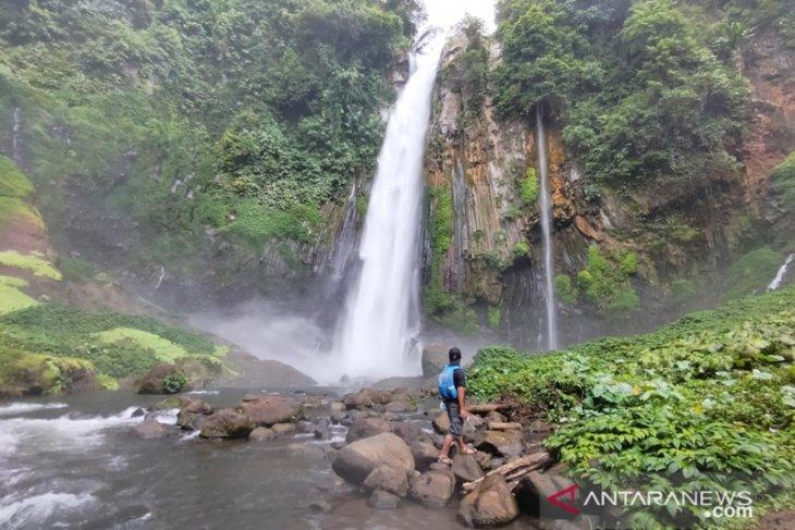 Desa Belitar Seberang siapkan paket wisata air terjun