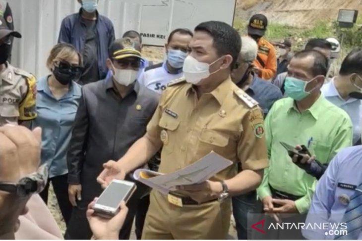 Wali Kota Samarinda tutup sementara akses Jembatan Mahkota II