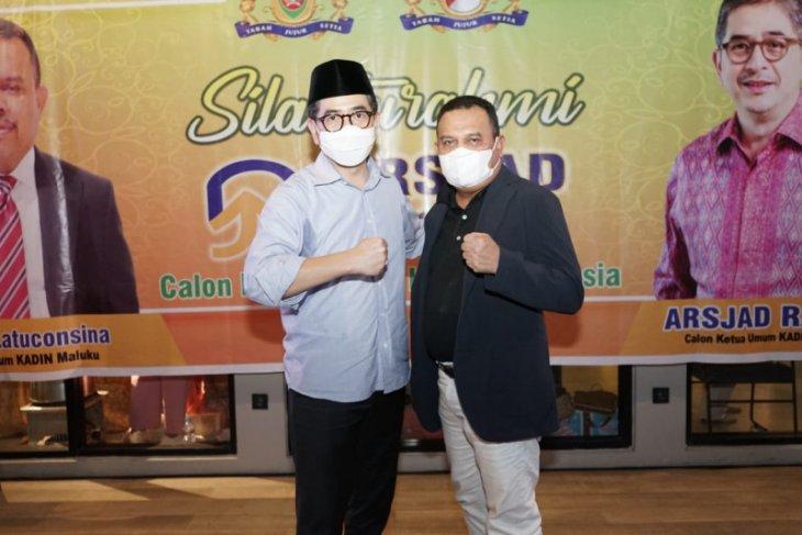 Kadin Maluku dukung Arsjad Rasjid calon Ketua Umum periode 2021 - 2026