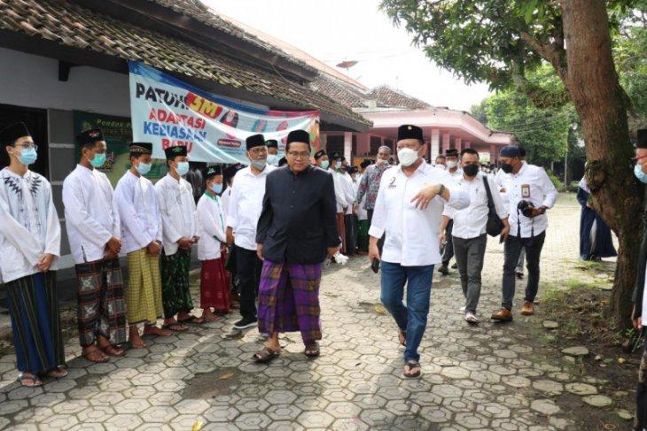 LaNyalla apresiasi program PUPR bangun ribuan unit MCK di ponpes