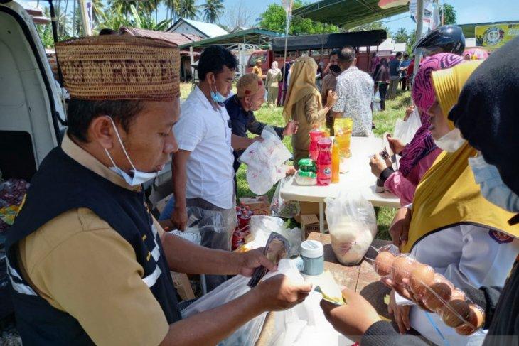 Bupati: pasar murah Ramadhan bantu warga kurang mampu