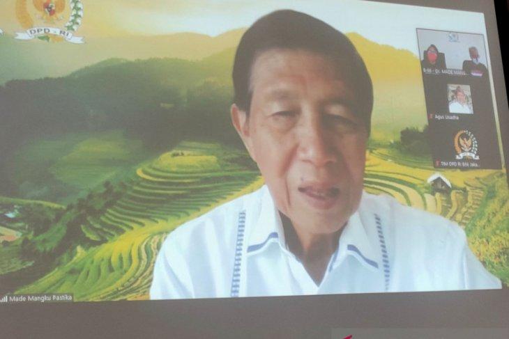 Mangku Pastika: Optimalkan potensi SDM Bali untuk pertanian