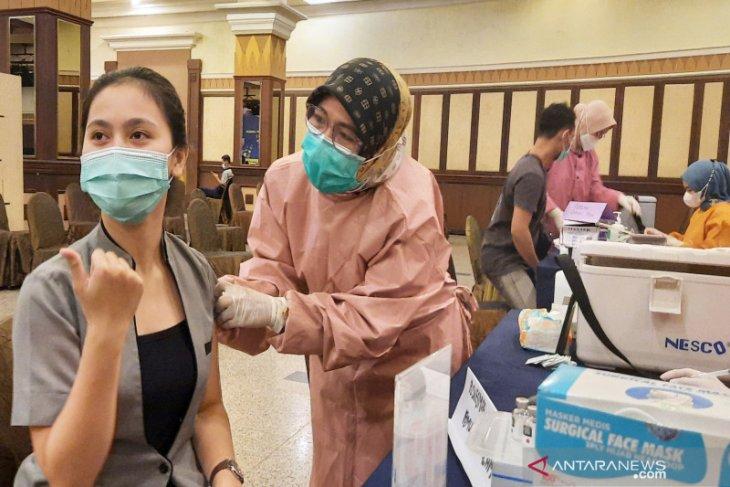 60 persen pekerja publik di Kota Banjamasin telah divaksin COVID-19