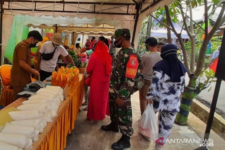Pasar murah Ramadhan di Tapin