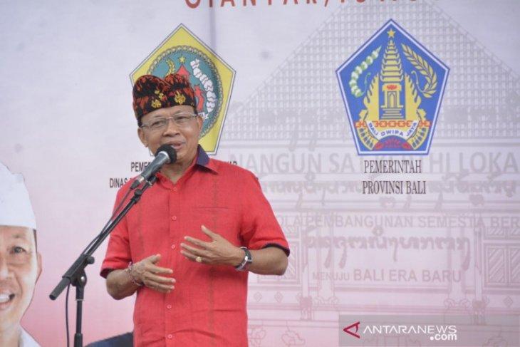 Gubernur Bali: masyarakat harus terus tertib dalam protokol kesehatan