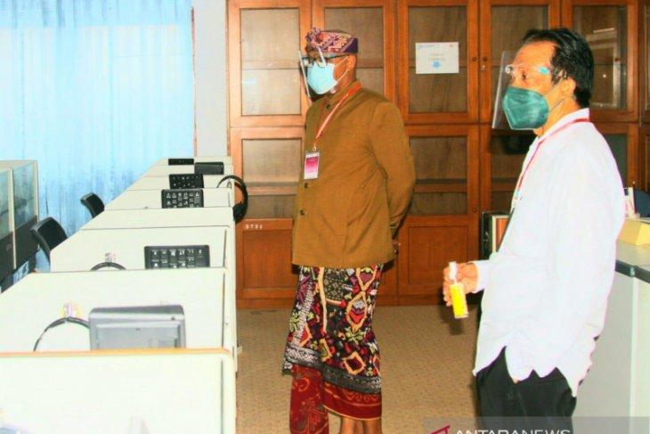 ISI Denpasar gelar UTBK SBMPTN dengan protokol kesehatan ketat