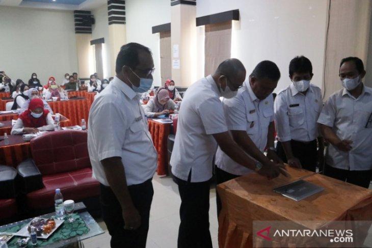 Pemkab Belitung Timur luncurkan aplikasi kependudukan elektronik